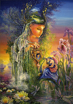 Earth Mother.